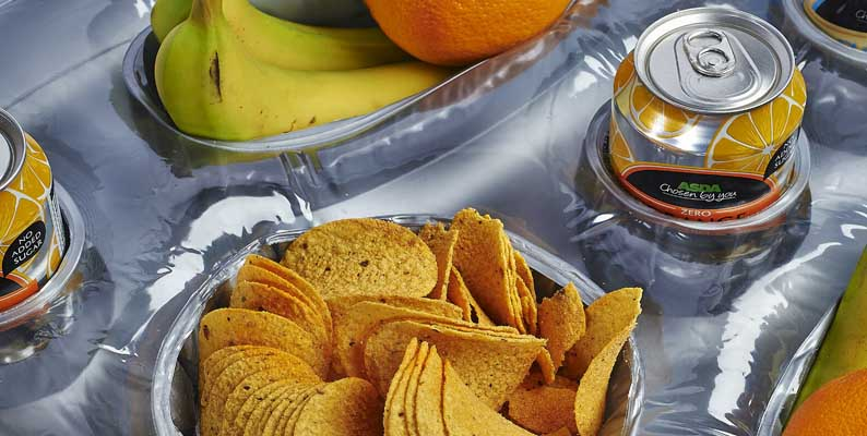 Finger Food and Snacks for a Hot Tub Party