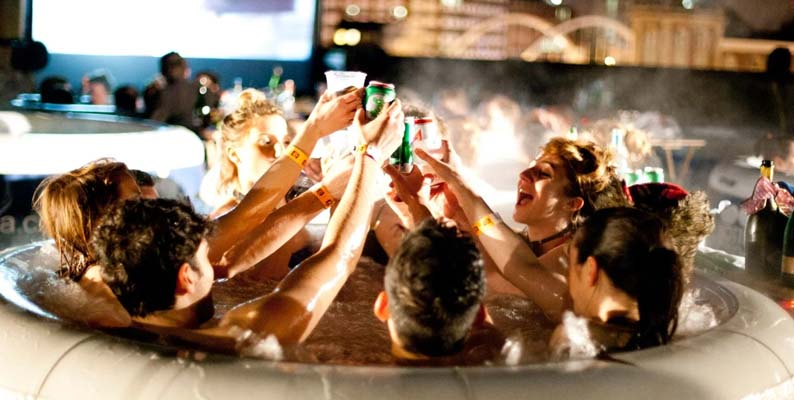 Hot Tub Party Guide