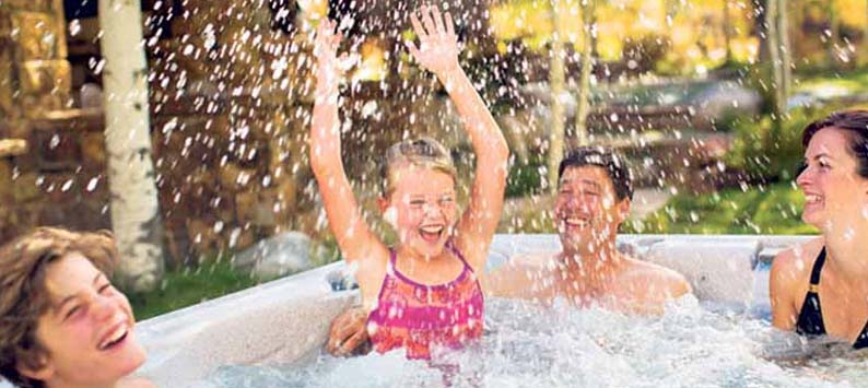 Are Children Safe Using Hot Tubs?