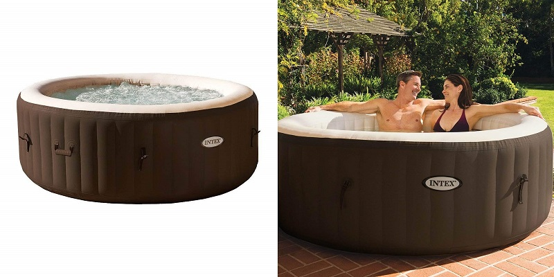 Intex Portable Bubble Jet Spa