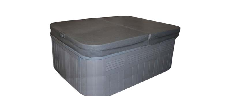 Prestige Spa 84 Inches x 84 Inches Replacement Spa Cover and Hot Tub Cover Lift